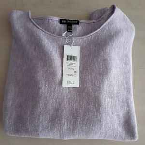 Eileen Fisher roundneck sweater